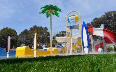 Waterslides and Splash Park – August/September 2020
