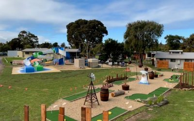 Mini Golf – Feb 2020