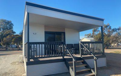 3 Bedroom, 2 bathroom beachfront Cabins – OPEN NOW